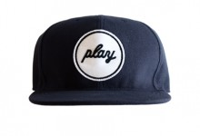 PLAY CAP WAPPEN FLEECE(P01)