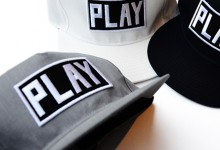 PLAY CAP 15A/W BASIC(P01)