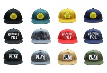 PLAY CAP 16 AW 1 BASIC(P01)