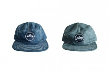PLAY DENIM JET CAP(P01)