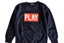 PLAY CREWSWEAT 2014 SPRING (P01)