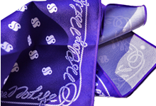 NEW COLOR bankerchief( P01 )