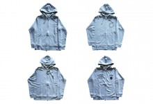 P01 ZIP HOODED(P01)