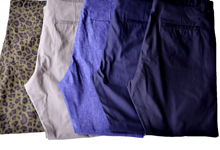 RIB PANTS(P01)