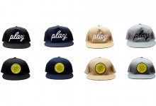 PLAY CAP 16 summer BASIC(P01)