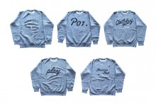 PLAY CREW SWEAT WINTER&SPRING(P01)