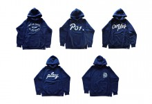 PLAY HOODED SWEAT  WINTER&SPRING (P01)