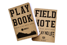 FIELD PLAY NOTEBOOK (P01)