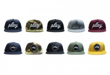 PLAY CAP 16 AW 2 BASIC(P01)