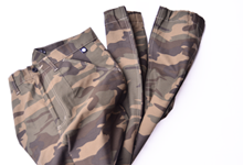 DENIM RIB PANTS & CAMO RIB PANTS(P01)