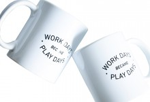 THE WORKPLAY MUG(P01)